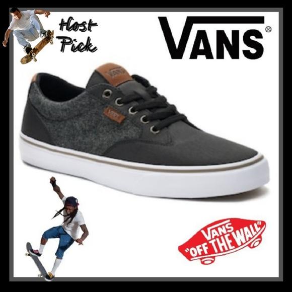 Nw Vans Winston Dx Mens Skate Shoes